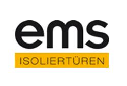 Logo Ems Isoliertüren