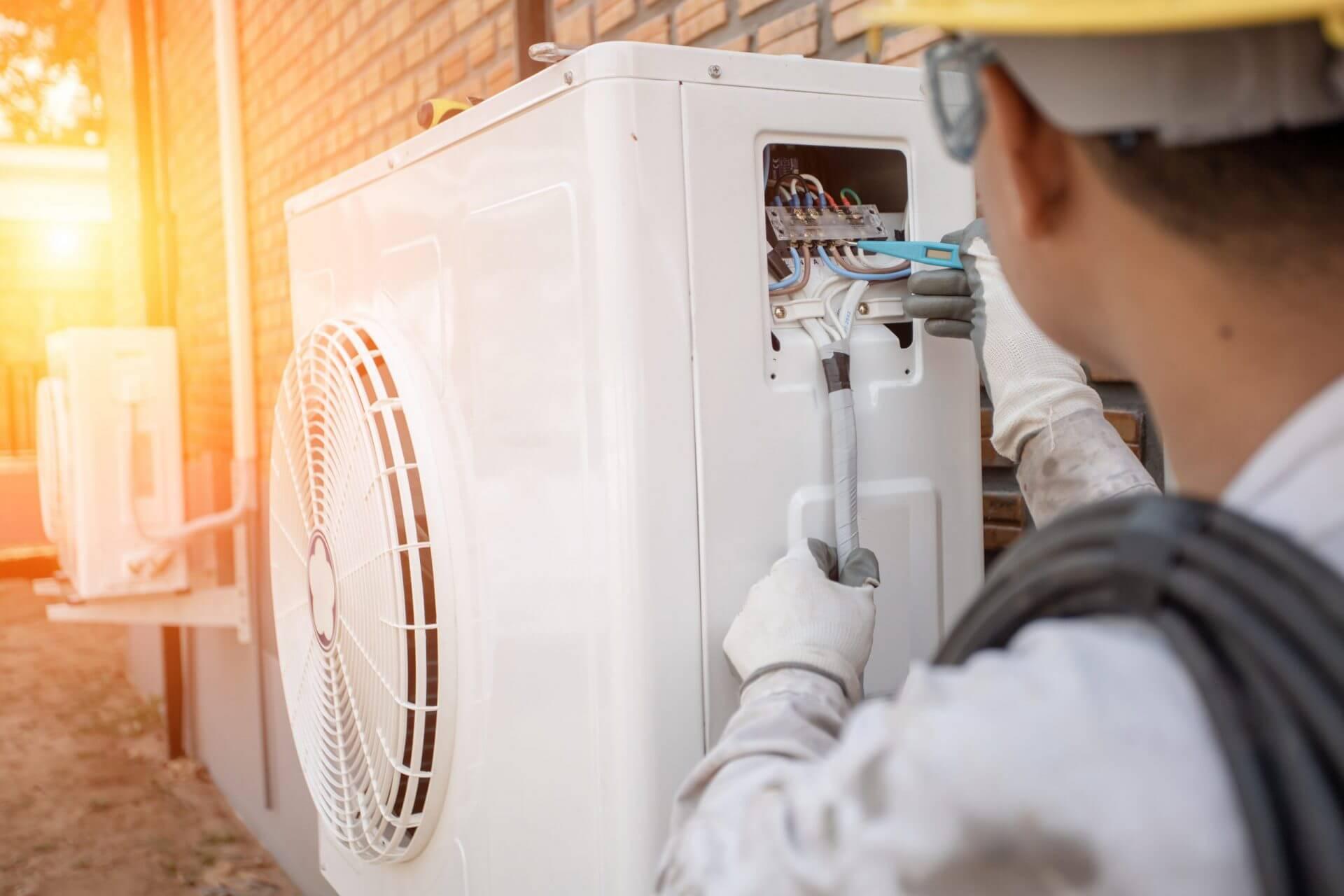 Klimaanlagen Reparatur